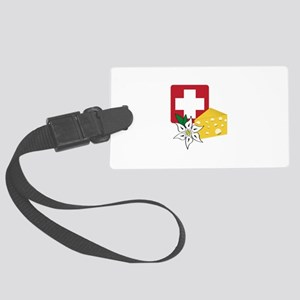 Swiss Luggage Tag