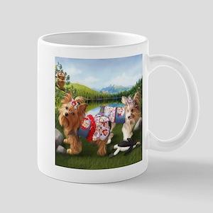 The Park-Yorkie/Biewer Mug
