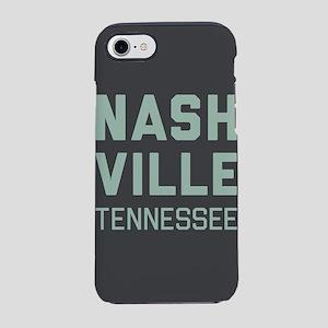 Nashville Tennessee iPhone 7 Tough Case