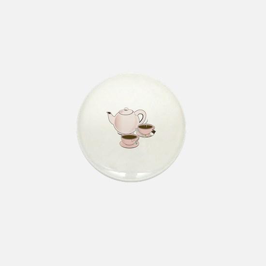 TEA Mini Button