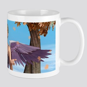 Autumn Angel Mugs