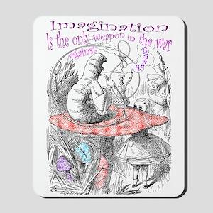 Imagination & Reality Mousepad