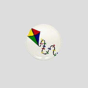 Kite Art Mini Button