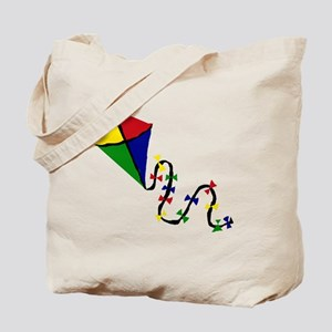 Kite Art Tote Bag