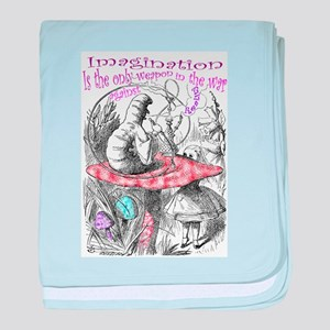Imagination & Reality baby blanket