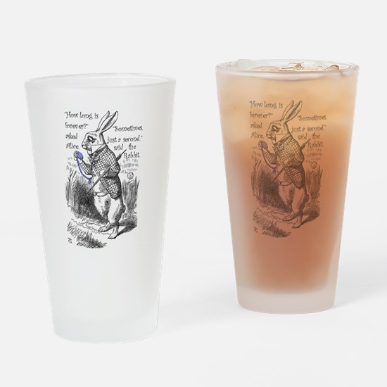 How long is forever Drinking Glass