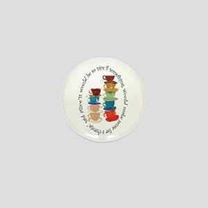 Its A Mad, Mad, Mad World, Alice Mini Button