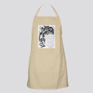 Where to go Apron