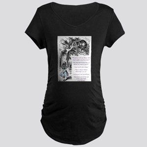 Where to go Maternity T-Shirt