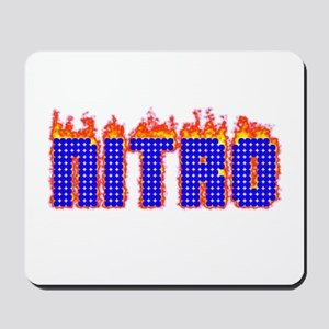 Nitro Mousepad