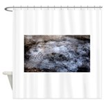 Ice figures Shower Curtain
