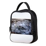 Ice figures Neoprene Lunch Bag