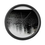 Moonlight sparkle Large Wall Clock