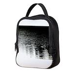 Moonlight sparkle Neoprene Lunch Bag