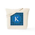Sioux Snow Monogram Tote Bag