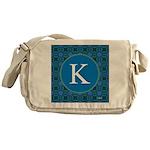 Sioux Snow Monogram Messenger Bag