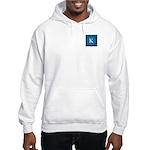 Sioux Snow Monogram Hooded Sweatshirt