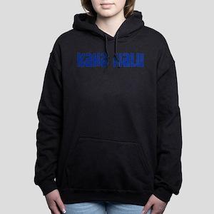 Kaha Nalu Women's Hooded Sweatshirt