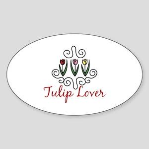 Tulip Lover Sticker