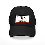 I AM A CAL-BRED with Logo Baseball Hat