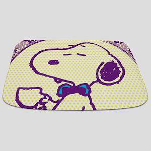 Snoopy Glamour Bathmat