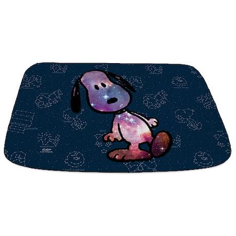 Snoopy Space 2 Bathmat