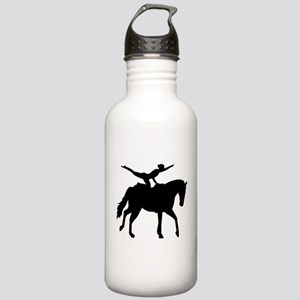 Vaulting horse Stainless Water Bottle 1.0L