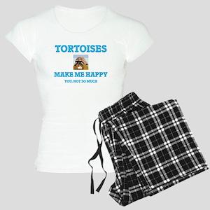 Tortoises Make Me Happy Pajamas