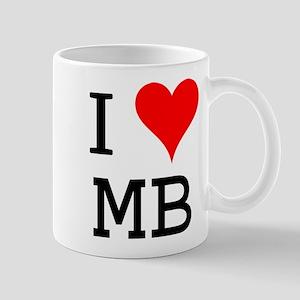 I Love MB Mug