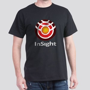 InSight to Mars! Dark T-Shirt