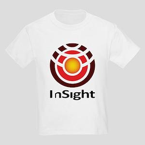 InSight to Mars! Kids Light T-Shirt