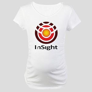 InSight to Mars! Maternity T-Shirt