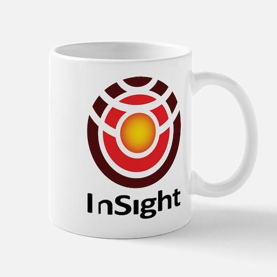 Insight To Mars! Mug Mugs