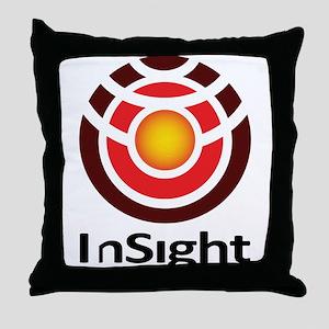 InSight to Mars! Throw Pillow