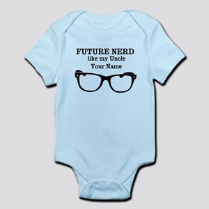 Future Nerd Like My Uncle (Your Name) Body Suit