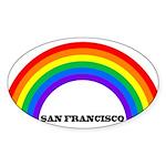 Pride San Francisco Sticker