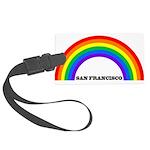 Pride San Francisco Luggage Tag