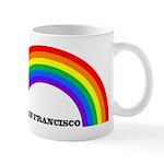 Pride San Francisco Mugs