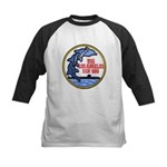 USS LOS ANGELES Kids Baseball Jersey