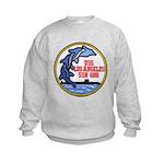 USS LOS ANGELES Kids Sweatshirt