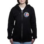 USS LOS ANGELES Women's Zip Hoodie