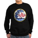 USS LOS ANGELES Sweatshirt (dark)