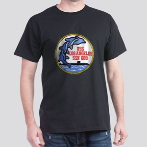 USS LOS ANGELES Dark T-Shirt