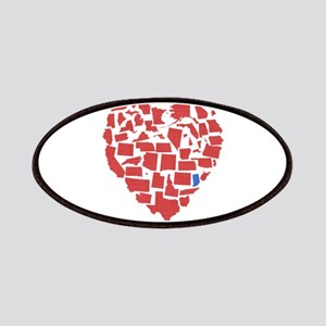 Indiana Heart Patches