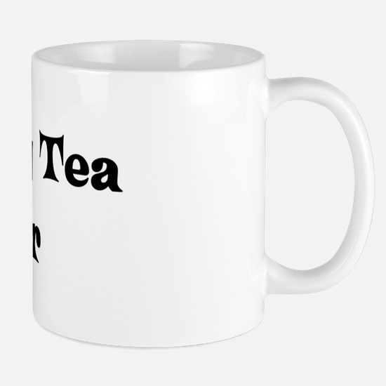 Earl Grey Tea lover Mug