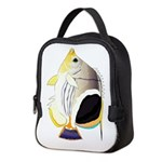 Saddleback Butterflyfish C Neoprene Lunch Bag
