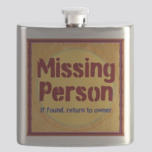Missing Person Flask