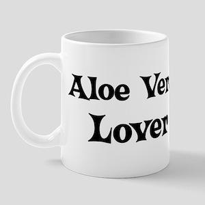 Aloe Vera lover Mug