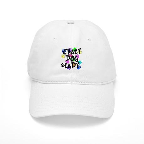 52f27b5a955 Crazy Dog Lady Baseball Baseball Cap by breedwear