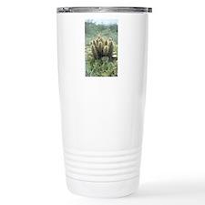 Desert Blooms Stainless Steel Travel Mug